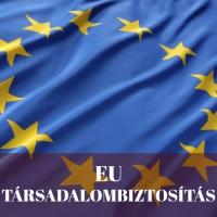 EU-társadalombiztositás ikon